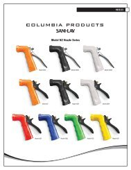 Models - Columbia Pipe & Supply Co. on