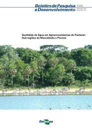 BP109 - Embrapa Pantanal