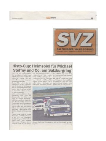 Microsoft PowerPoint - Presse-Doku-05.ppt - Histo-Cup Austria