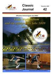 Classic Dezember 2008 Journal 42 - HKBV