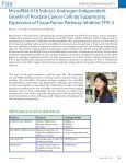 Androgen-Independent Growth of Prostate Cancer Cells Induced by ... - Page 5
