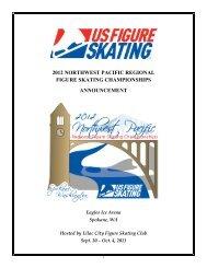 2012 Northwest Pacific Regional Figure Skating Championships