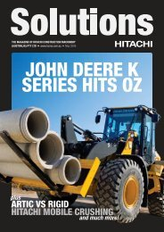 1300 HITACHI - Hitachi Construction  Machinery
