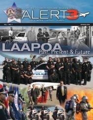 VOL. 1 NO. 1 SpriNg 2009 - LAAPOA