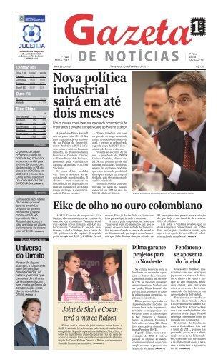 Nova política industrial sairá em até dois meses - Jgn.com.br