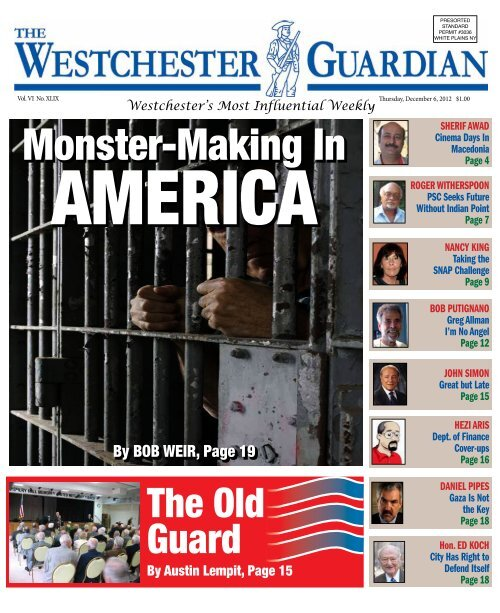 read The Westchester Guardian - December 6, 2012 edition - Typepad