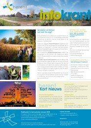Infokrant mei 2011 - Gemeente Herent
