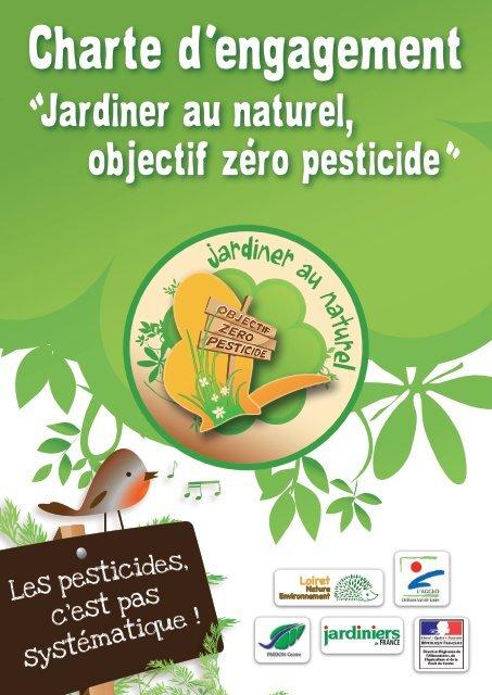 Charte Dengagement Loiret Nature Environnement