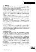 Manual DFP11A PROFIBUS Fieldbus Interface for MOVIDRIVE ... - Page 5