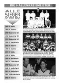 18.Hallenkreismeisterschaft 18 ... - zur 24. Volksbank-Fußball-HKM - Seite 7