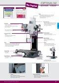 Bohr-Fräsmaschinen Multifunktionelle Bohr ... - HK Maschinentechnik - Seite 3