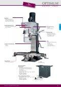 Bohr-Fräsmaschinen Multifunktionelle Bohr ... - HK Maschinentechnik - Seite 5