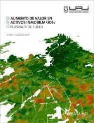 aumento de valor en activos inmobiliarios - Universidad Adolfo Ibañez
