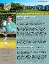 Issue 7 - Arizona Womens Golf Association