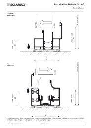 Installation Details SL 66 - Lito Byg A/S
