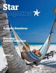 Antonio Banderas Iberostar Grand Collection México