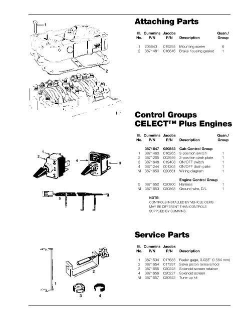 455 Series Housing Assemb