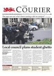 12th October (Issue 1194) - The Courier