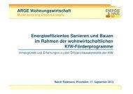 PDF der Vortragsfolien 5,2 MB - Arbeitsgemeinschaft für die ...