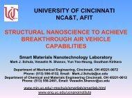 to get the file - Mechanical Engineering - University of Cincinnati