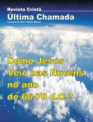 Fevereiro de 2012.cdr - Revista Cristã Última Chamada.