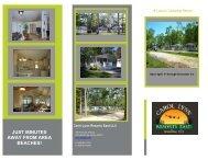 2013 Brochure - Carol Lynn Resorts EAST LLC