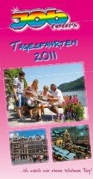 Tagesfahrten - Job Tours GmbH