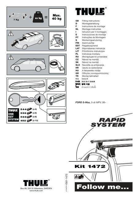 Kit 1472.FH9