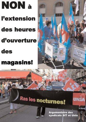 brochure LHFM, 11.09.qxp - Communauté genevoise d'action ...