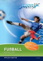DOWNLOAD Fußball-Katalog (PDF) - JURA Sport-Service