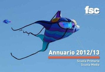 Annuario 2012/2013 (Pdf) - Fondazione del Sacro Cuore