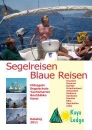 Katalog 2011 - Kaya Lodge