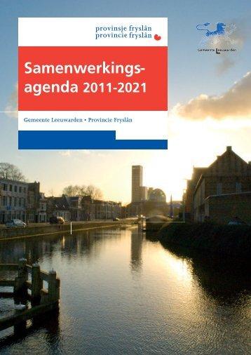 provincie Fryslân 2011-2021 - Gemeente Leeuwarden