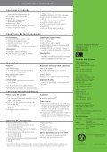 Fiche technique constructeur - Codeo - Page 4