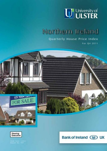 House Price Index Q4 2011 [pdf] - Bank of Ireland