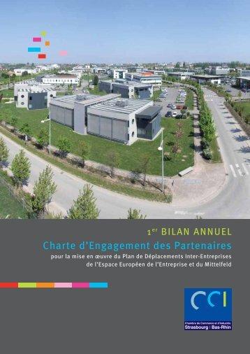 Téléchargez le 1er bilan annuel de la Charte E3-Mittelfeld au format ...