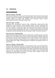 Aktiviti Tahun 2010 - Jabatan Taman Laut Malaysia - NRE