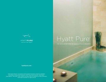 Hyatt Pure™