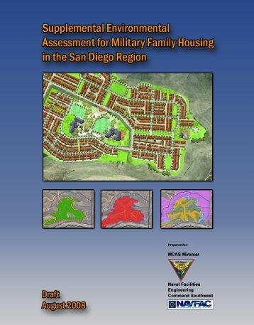 Draft - Marine Corps Air Station Miramar