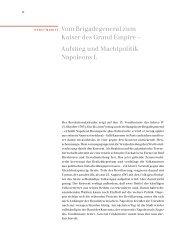 Aufstieg und Machtpolitik Napoleons I. - Museum für Thüringer ...