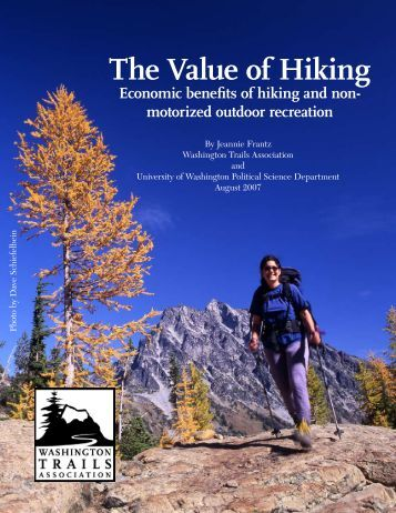 The Value of Hiking - Friends of Olympic National Park