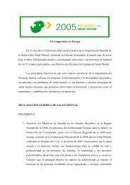 Un compromiso en Europa - Fundación Andaluza para la ...