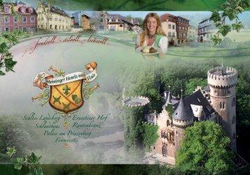 Unser Hausprospekt - Meininger Hotels mit Flair