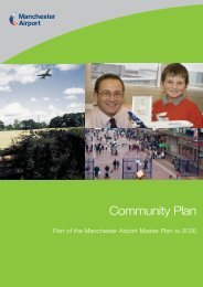 Community Plan new cols - Manchester Airport