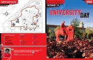 OCTOBER 15 - Undergraduate Admissions