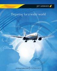 Annual Report 2006-07 - Jet Airways