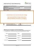 Dauerhafter Zugriff Auf Ihre Tools Und - Vorest AG - Seite 5