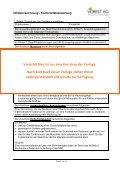 Dauerhafter Zugriff Auf Ihre Tools Und - Vorest AG - Seite 6