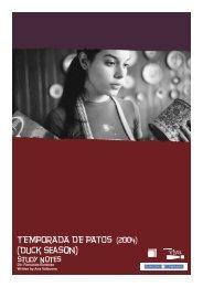 TEMPORADA DE PATOS (2004) (Duck Season) - TodoEle.net
