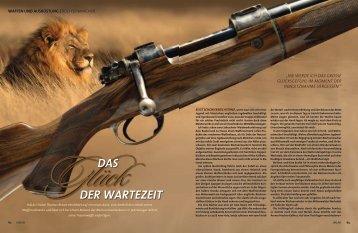 Der WArTezeIT - Alois Mayr Büchsenmacher